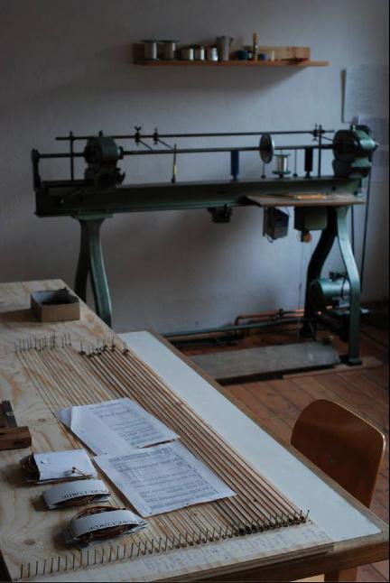 Pure Corde, Darmsaiten Herstellung silber umsponnen