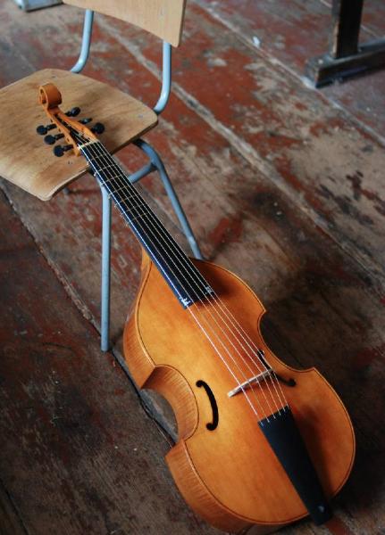 Pure Corde, Darmsaiten auf Gambe, Gut Strings Viola da Gamba