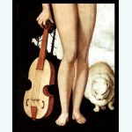 Treble viol Late