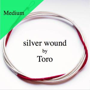 D Violon D Toro silver wound / medium