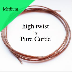 G Violone G Pure Corde high twist / medium  Ø 4,70mm
