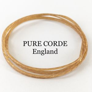 Pure Corde high twist England 120cm,    Ø 1,38mm