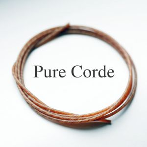 Pure Corde high twist Marokko 180cm,   Ø 3,45mm