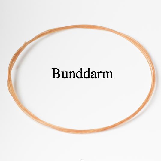 Pure Corde, Bunddarm, Fret