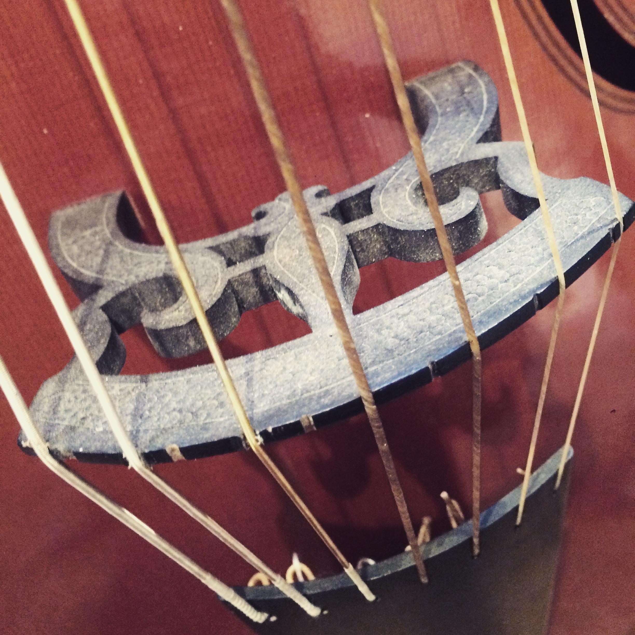 pure corde gutstrings viola da gamba